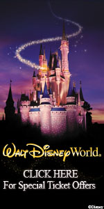 Walt Disney World, Click here for special ticket offers